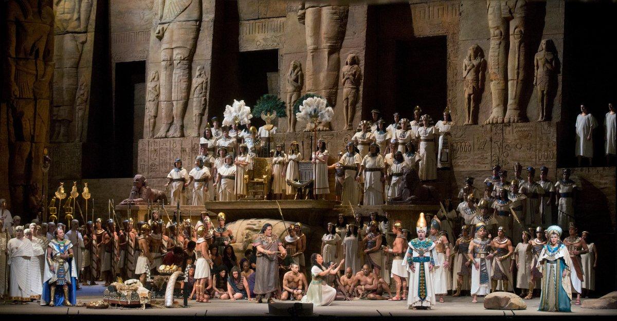 AIDA de de Giuseppe Verdi.