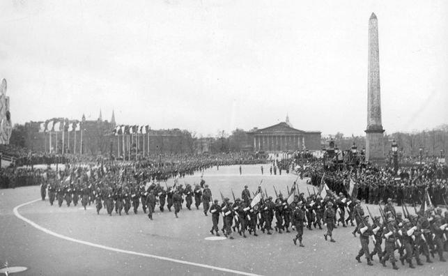El Himno De La Resistencia Francesa Contra Hitler Al Que Leonard Cohen Puso Música Segunda Guerra Mundial París Winston Churchill Francia