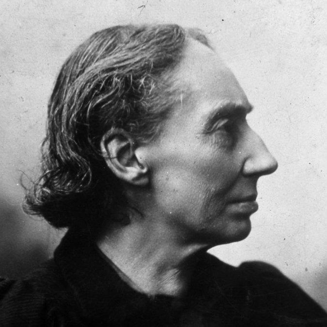 Louise Michel, la combatiente de la Comuna de París