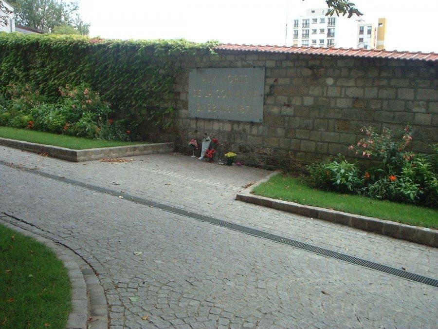 <i>Muro de los Comuneros</i>