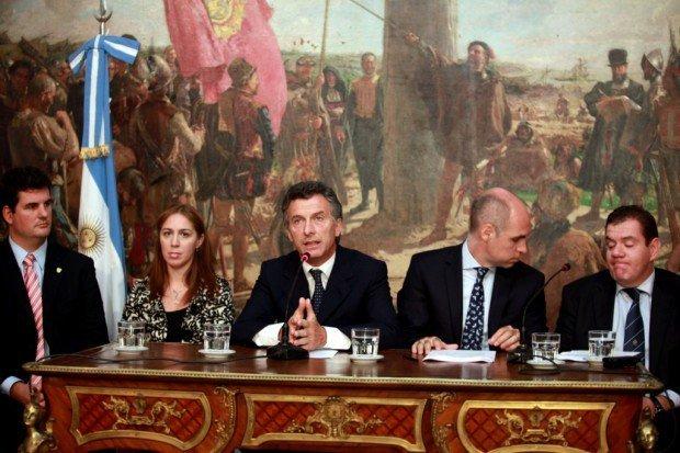 La controvertida obra sobre la fundación de Buenos Aires