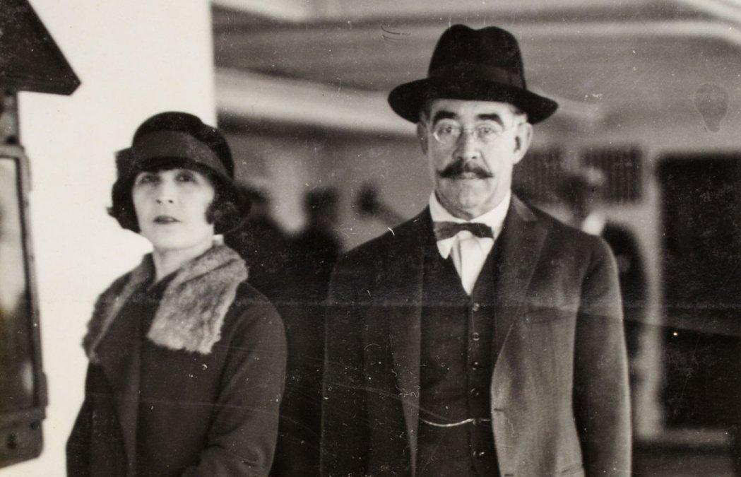 Leopoldo Lugones yJuana Agudelo