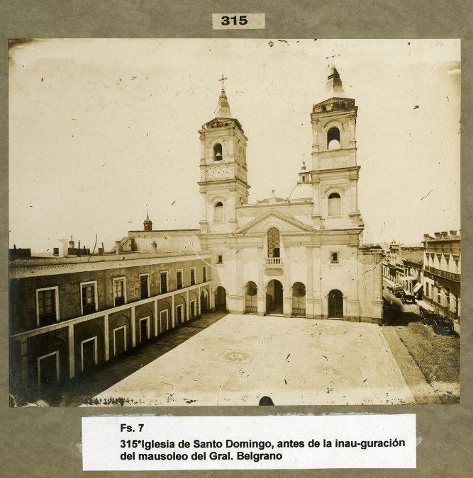 El archivo fotográfico de Manuel Belgrano