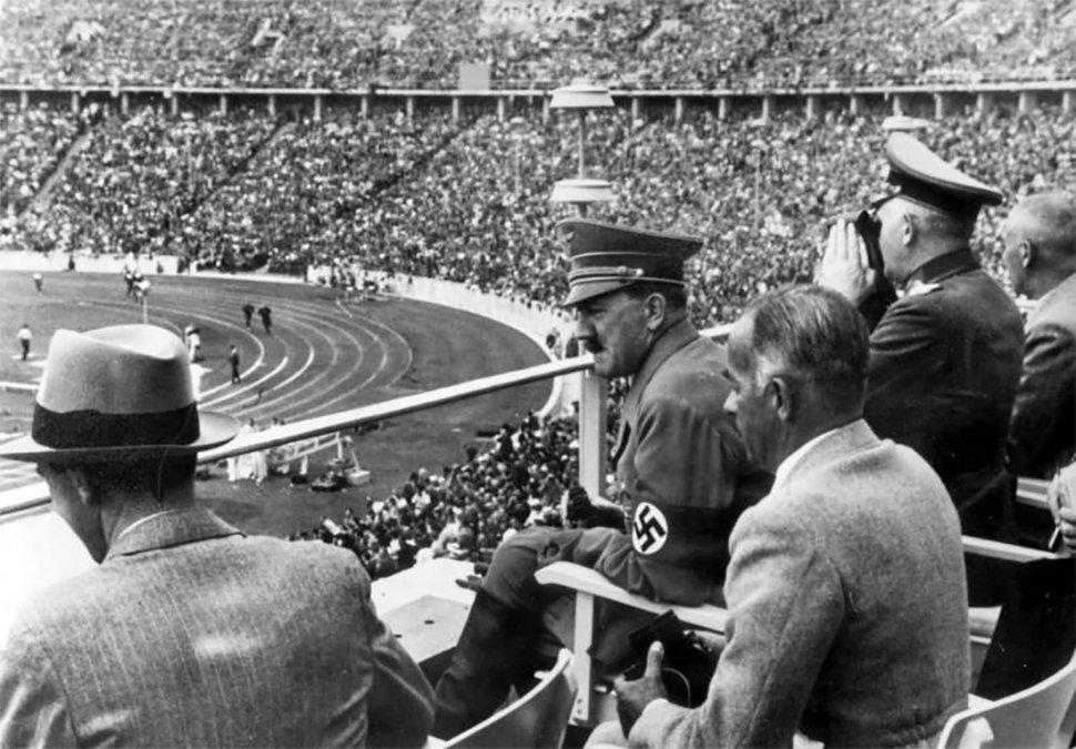Juegos Olímpicos de Berlín 1936
