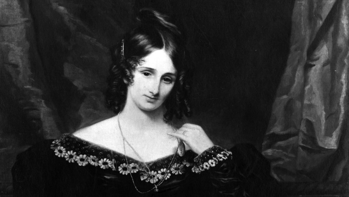 Mary Wollstonecraft Shelley.