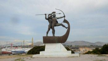 Una vuelta a los clásicos:  La Batalla de Salamina