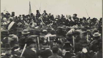 El discurso de Lincoln después de Gettysburg