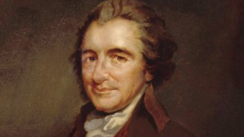 El ridículo peregrinar de Thomas Paine