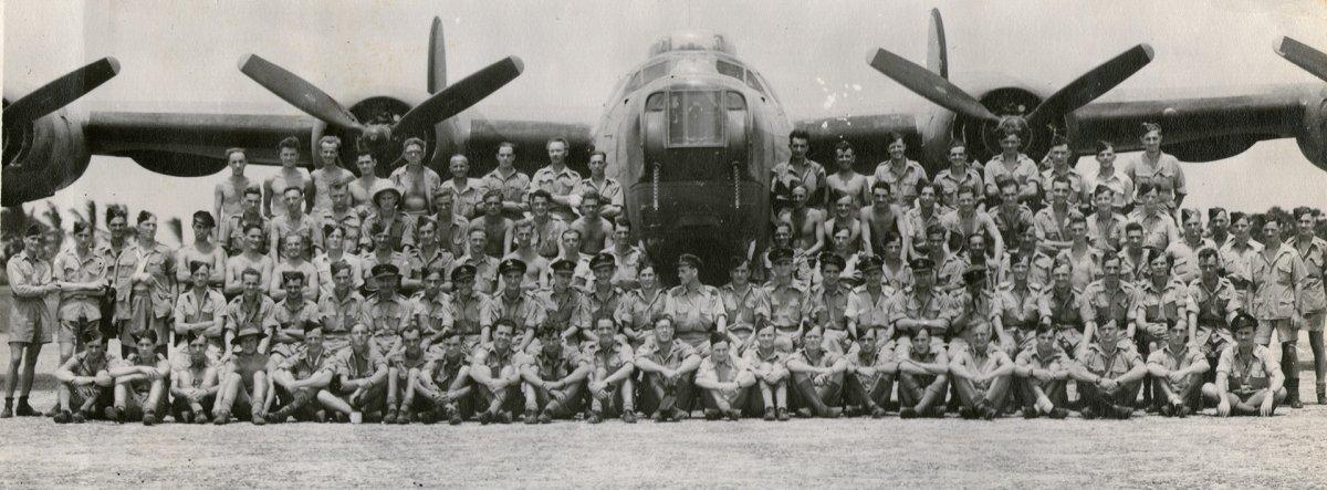 Pilotos argentinos en la Segunda Guerra Mundial