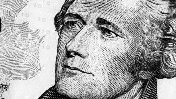 Alexander Hamilton, el artífice de la unión americana.