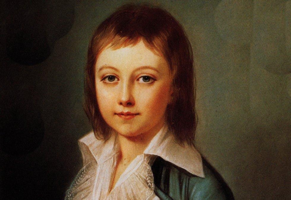 El rey que nunca fue: Luis XVII
