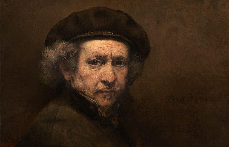 La biografía de uno de los grandes pintores de la historia, Rembrandt