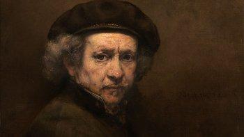 La biografía de Rembrandt