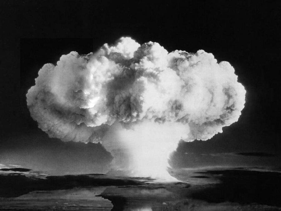 73 años de la primera prueba de la bomba atómica