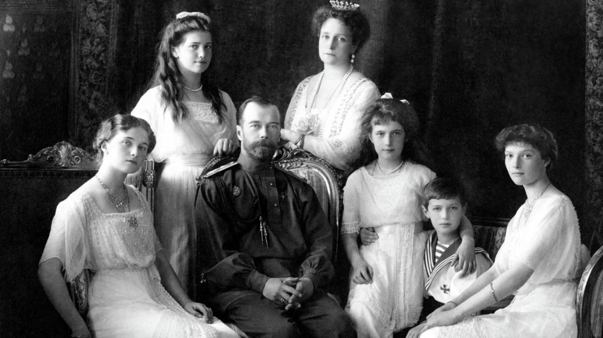 La muerte del Zar Nicolás II