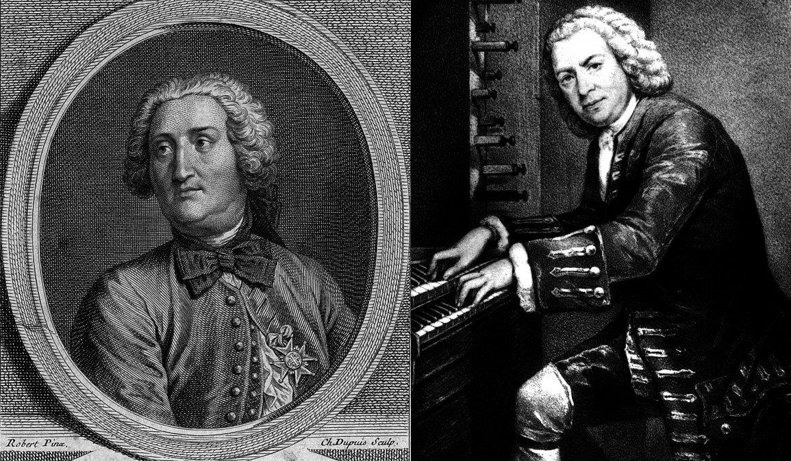 La competencia de Música: Bach 5 – Marchand 0