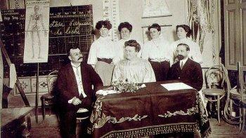 Cecilia Grierson, pionera de la Medicina argentina