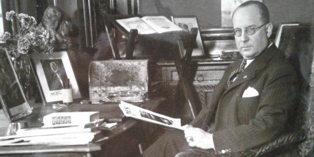 19 de julio de 1936. El embajador de Alemania