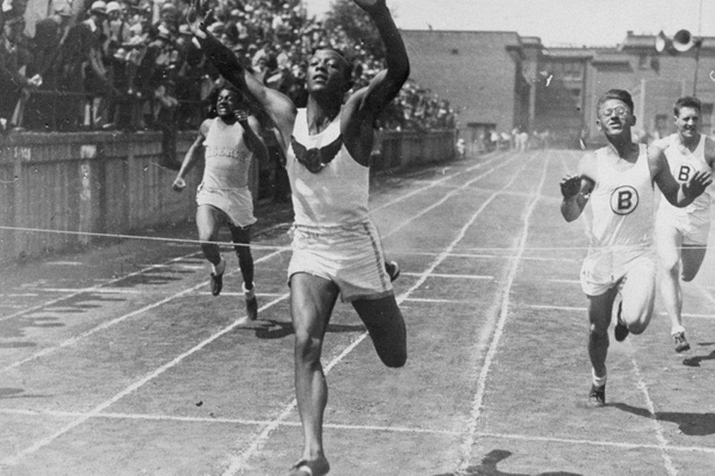 La leyenda de Jesse Owens