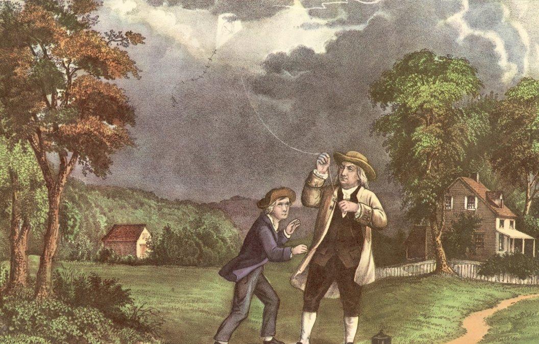 Jugando en la tormenta