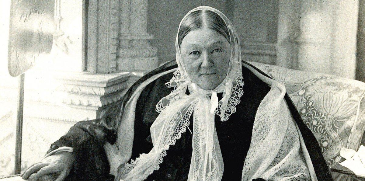 Florence Nightingale, la madre de la enfermería moderna