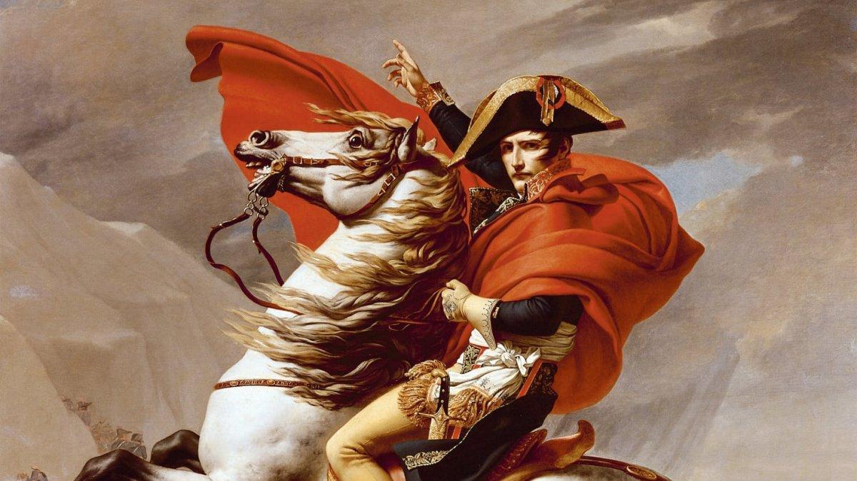 Nace Napoleón