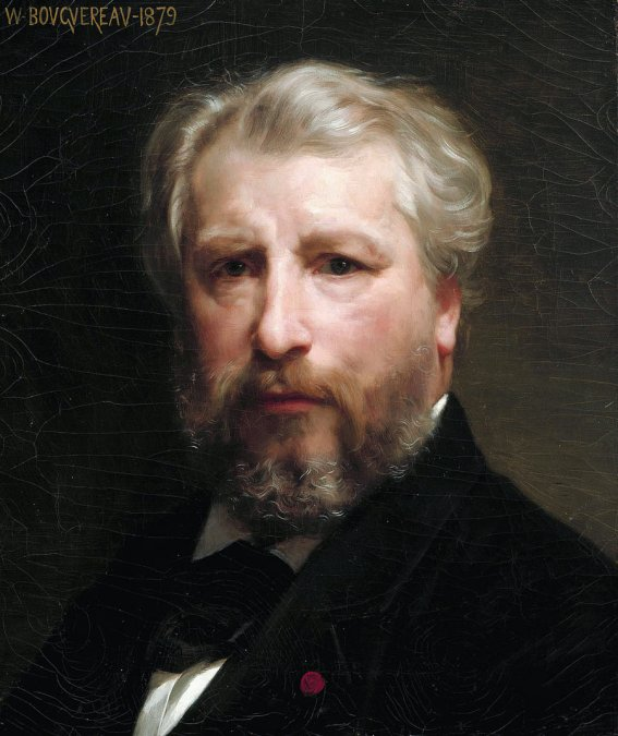 Adolphe Bouguereau (1825-1905).