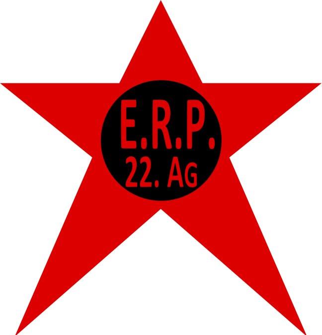 Estrella rojadel ERP-22.