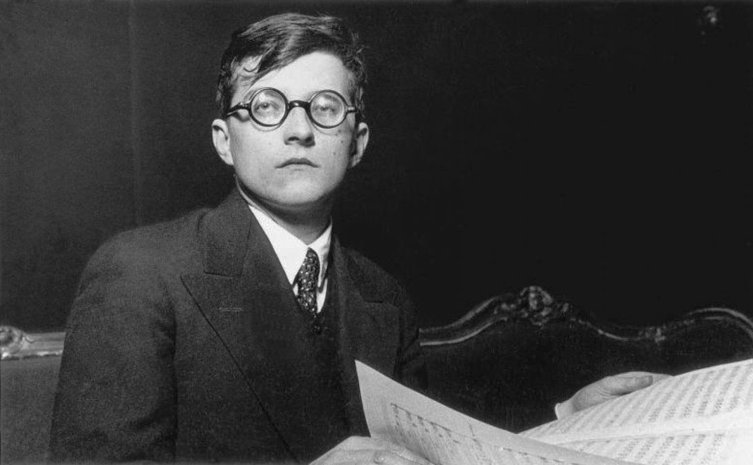Dmitri Shostakóvich, el héroe de Leningrado