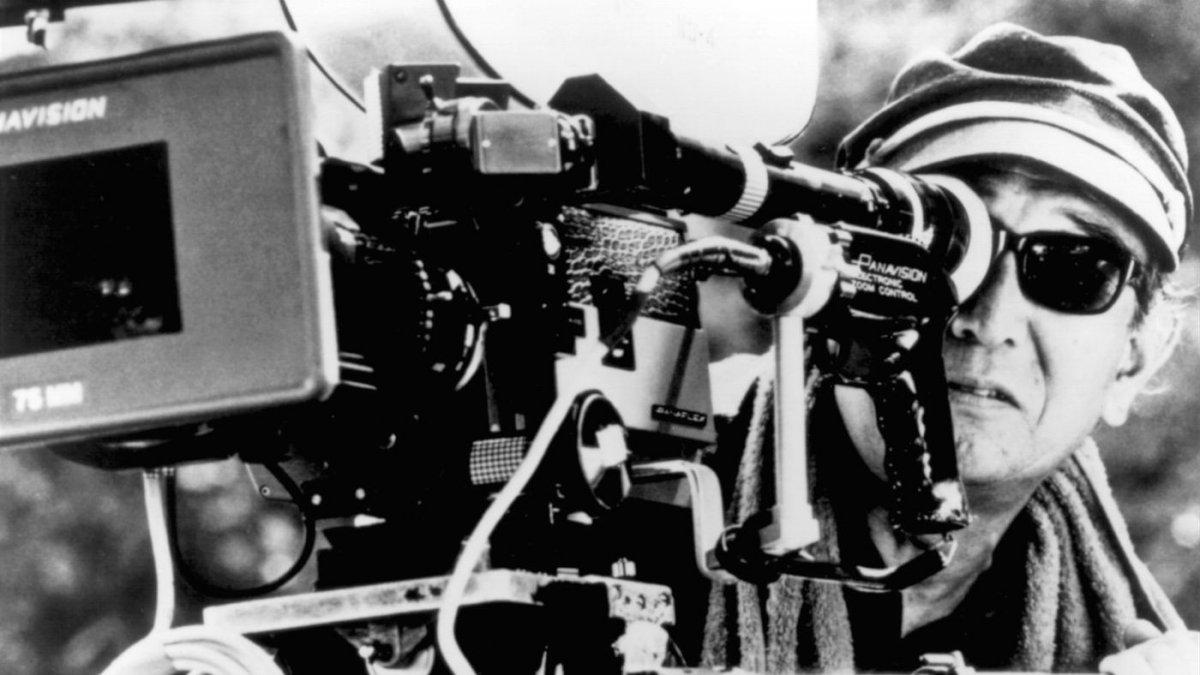 Akira Kurosawa, el Emperador