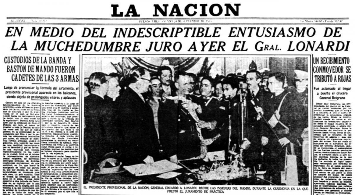 «Ni vencedores ni vencidos» - La Revolución Libertadora