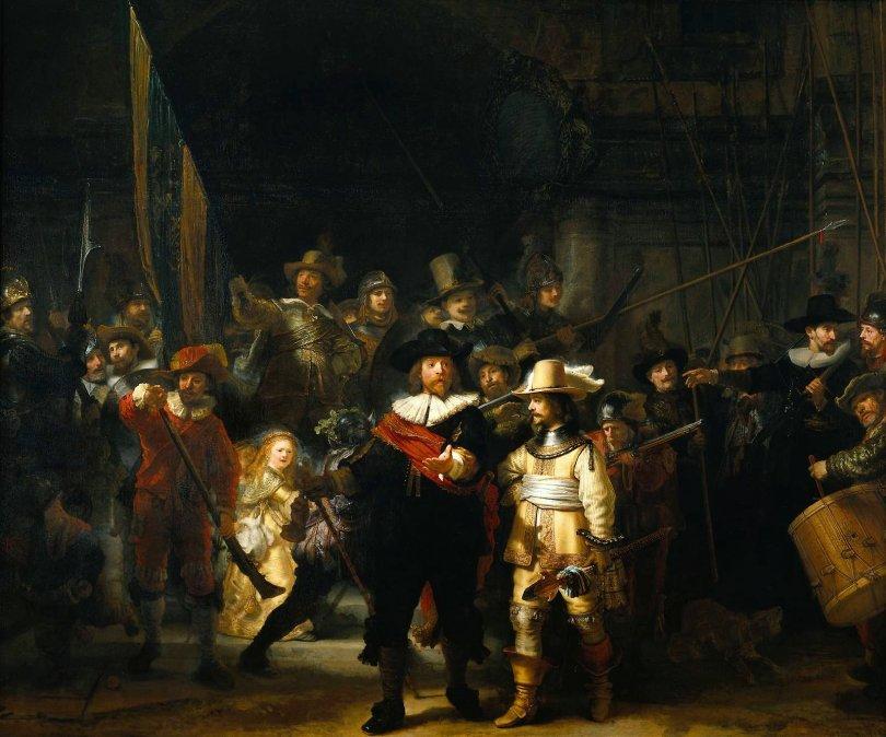 Ataques al arte: 43 años del acuchillamiento de La ronda de noche