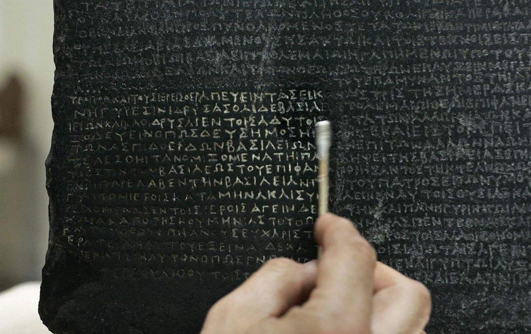 La Piedra Rosetta, el fin del misterio