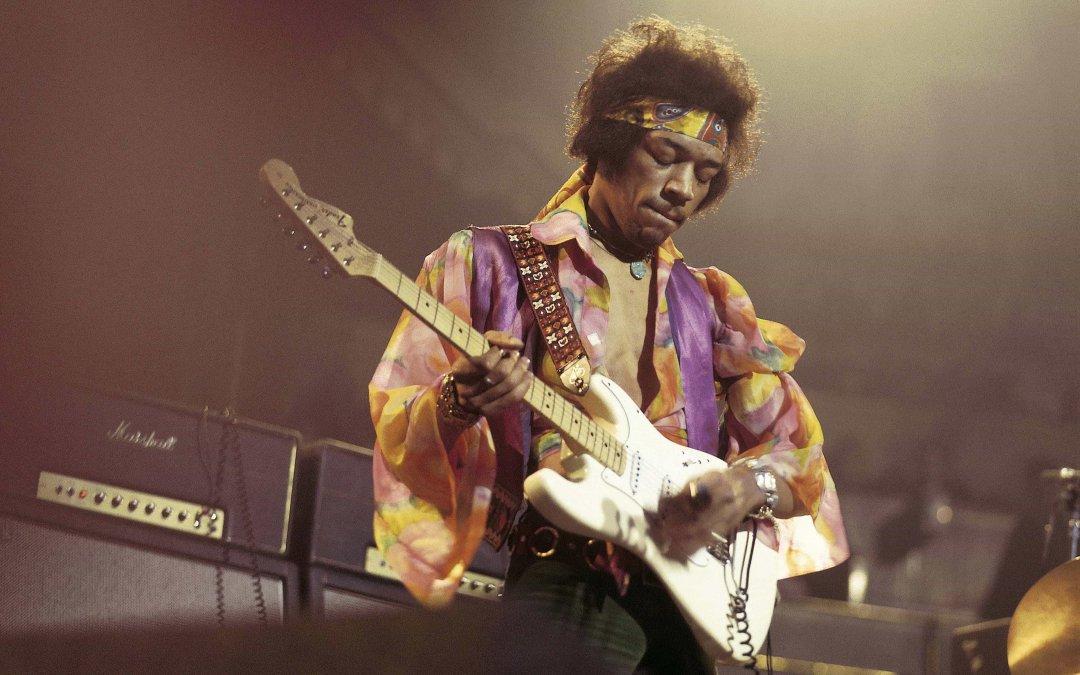 Jimi Hendrix, un hombre en el país de la dama eléctrica