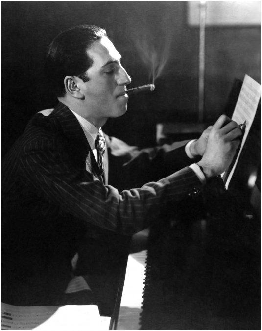 George Gershwin, el amo de la música estadounidense