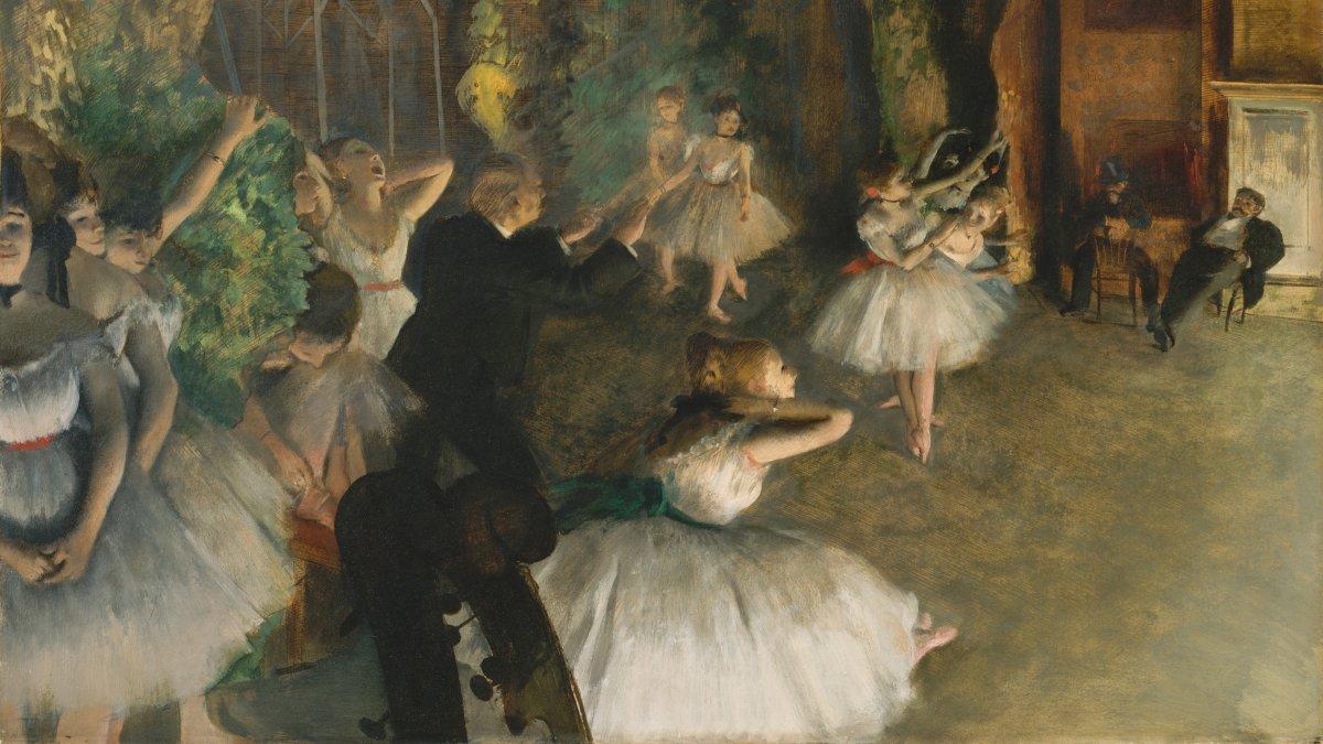 Los ojos enfermos de Edgar Degas: a 101 años de su muerte