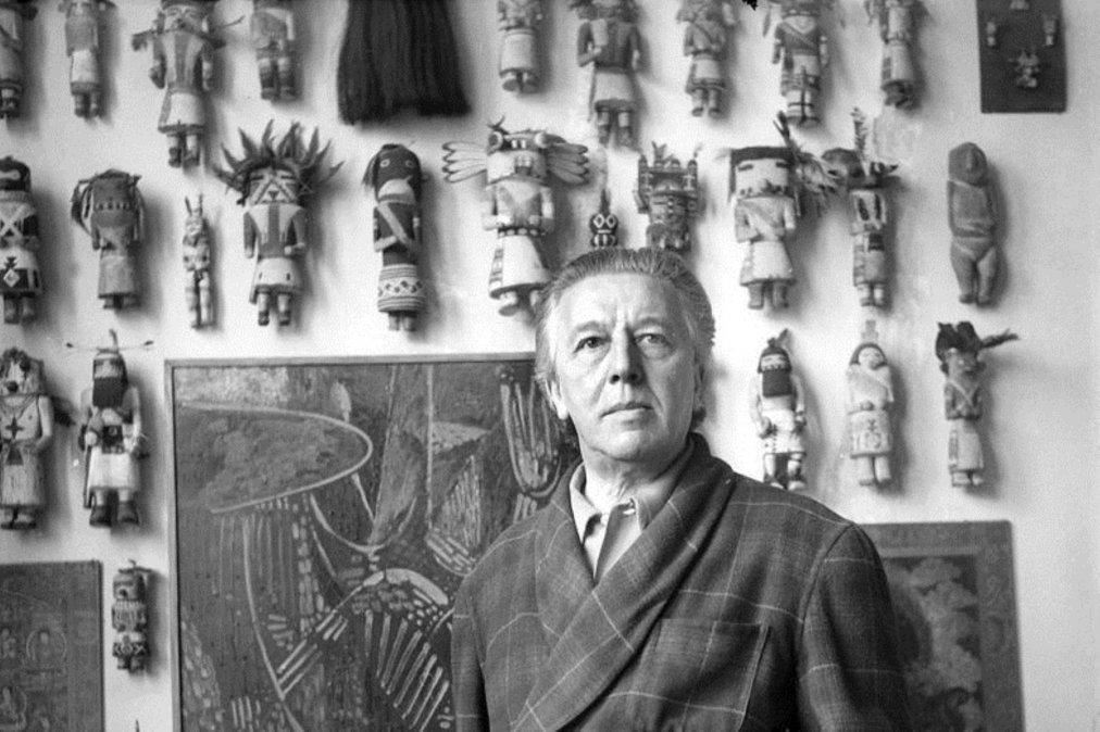 Tras los pasos de André Breton