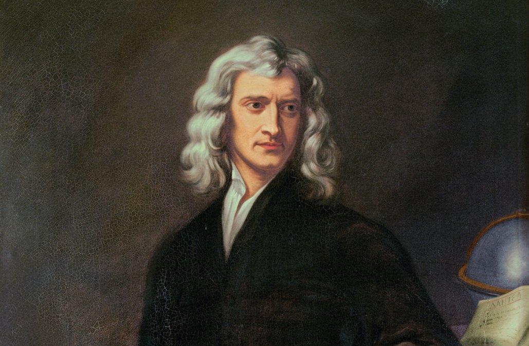 Isaac Newton: el último de los magos