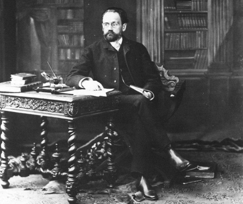 Vivir en voz alta: Émile Zola