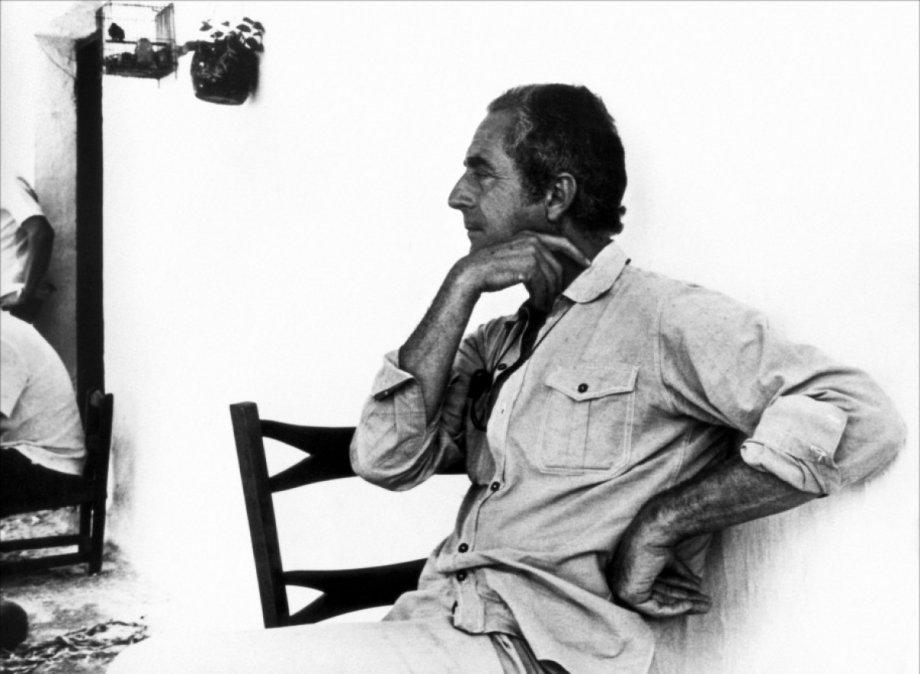Arquitectura de la visión: la obra cinematográfica de Michelangelo Antonioni
