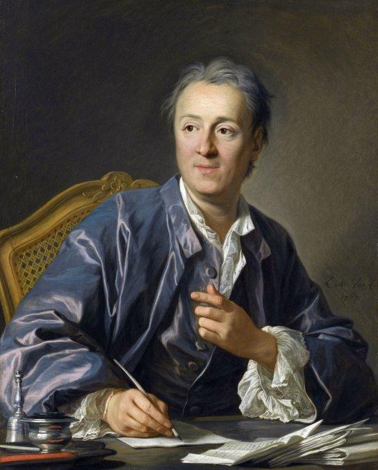 Denis Diderot.
