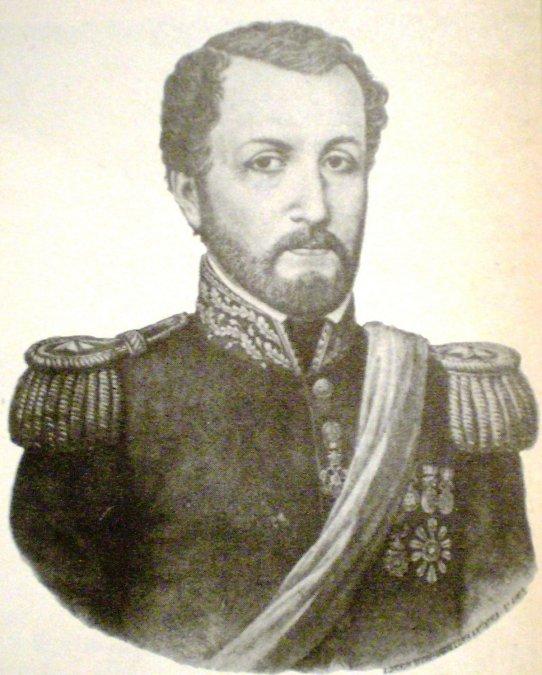 La muerte de Juan Lavalle