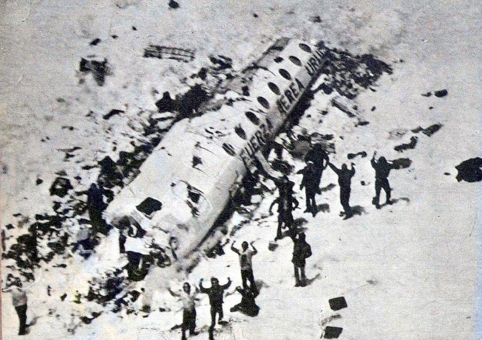 El vuelo 571