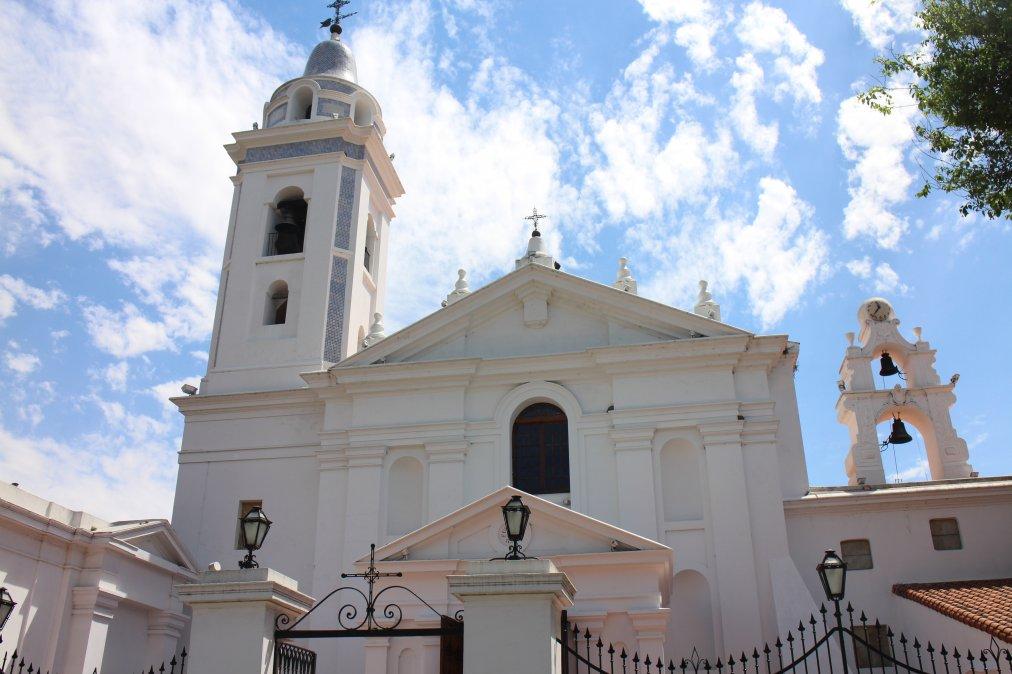 Iglesia del Pilar