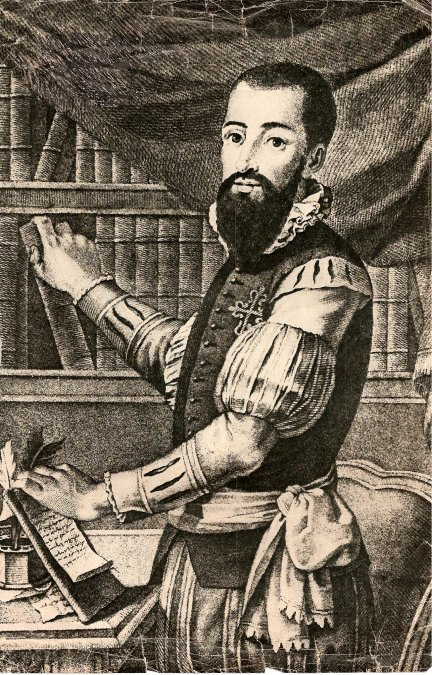 Garcilaso de la Vega, soldado y poeta