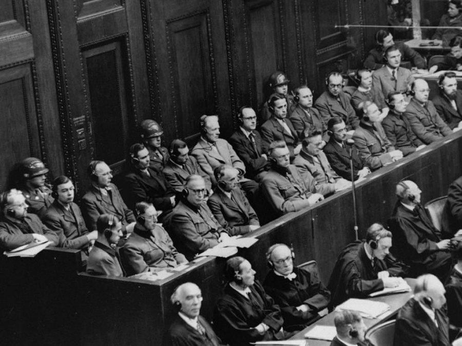 El juicio a los doctores en Núremberg