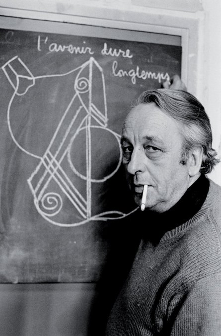 Louis Althusser.
