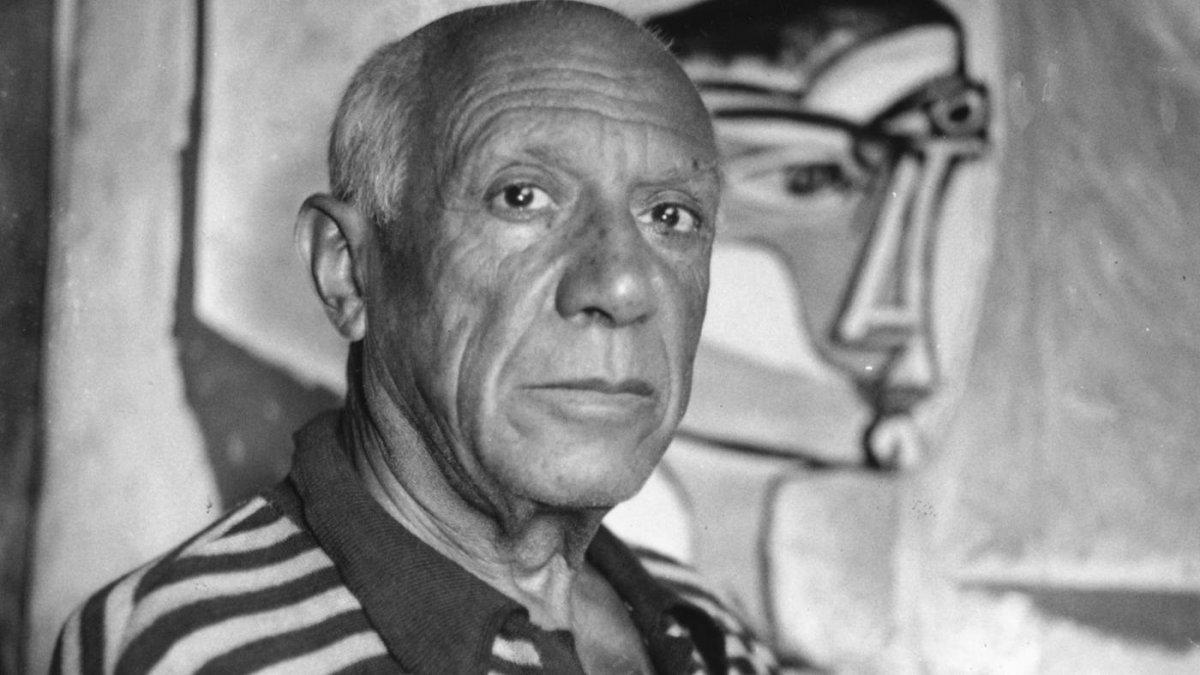Picasso, un creador incansable
