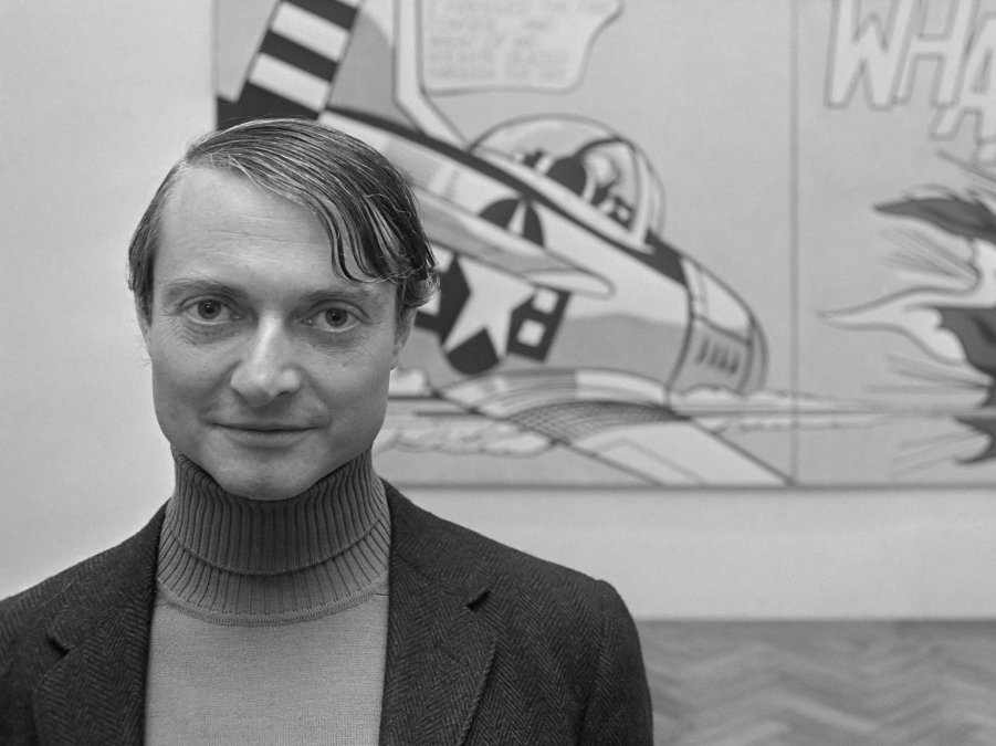 Roy Fox Lichtenstein.
