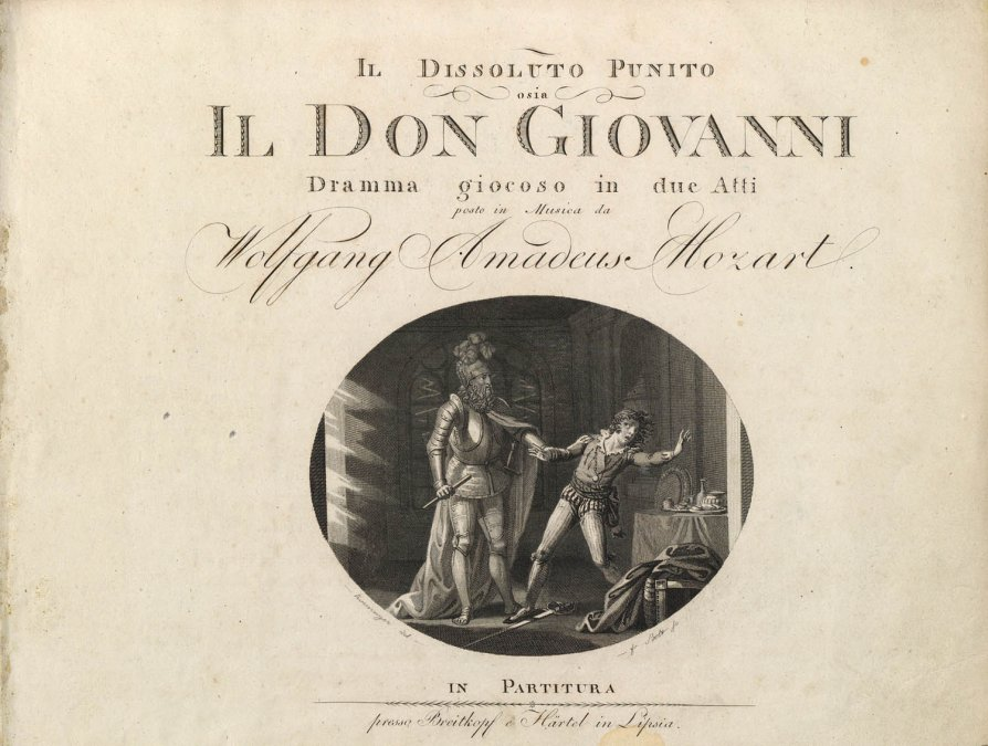 Don Giovanni, el libertino castigado